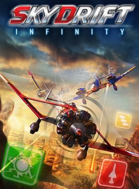 Skydrift Infinity Key Art