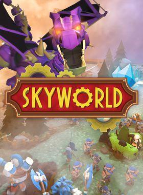 Skyworld Key Art