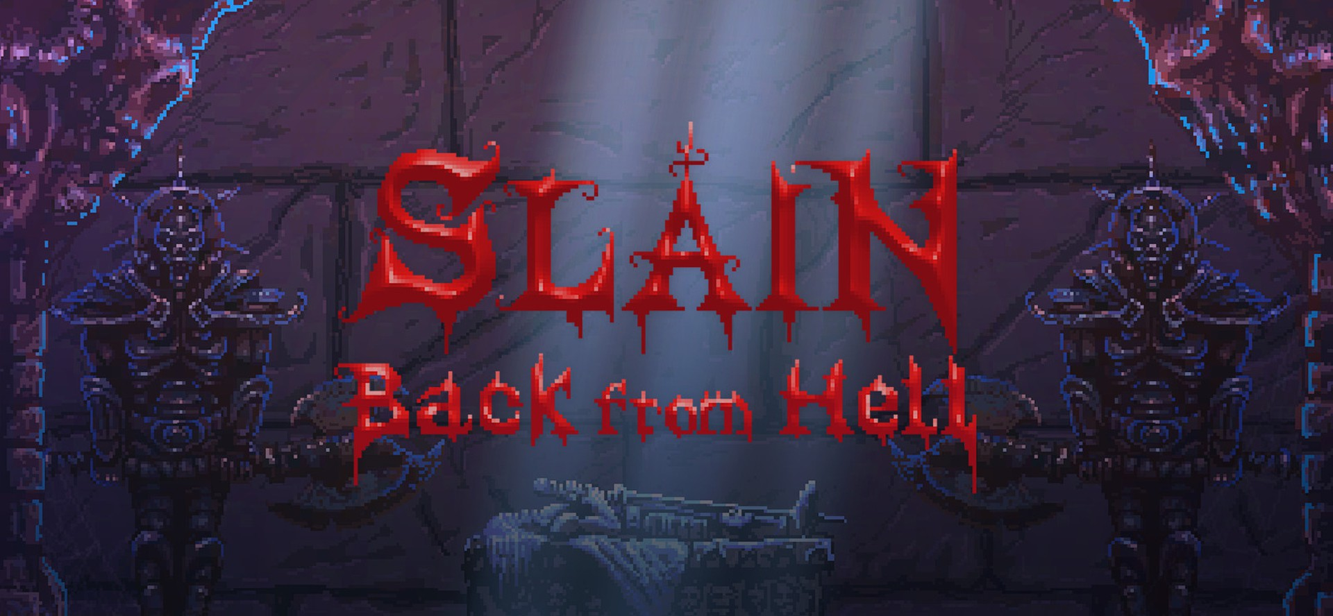 Slain: Back from Hell Video