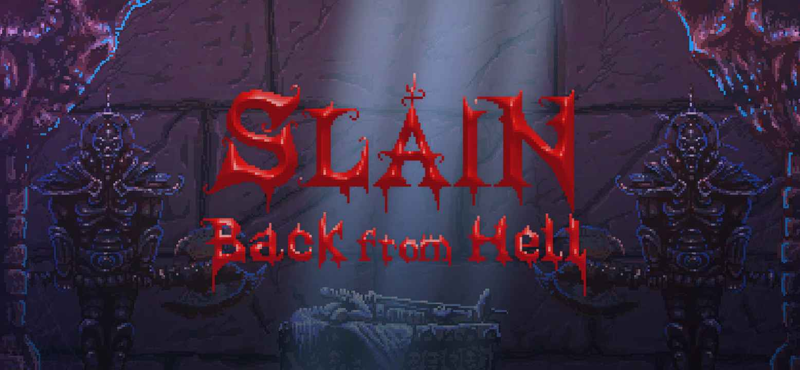 Slain: Back from Hell Thumbnail
