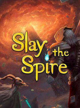 Slay The Spire Key Art