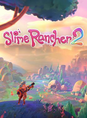 Slime Rancher 2 Key Art