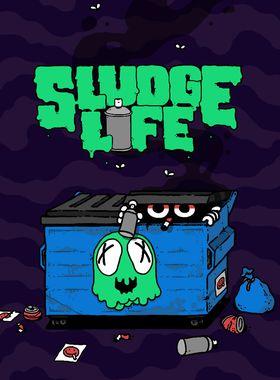Sludge Life Key Art