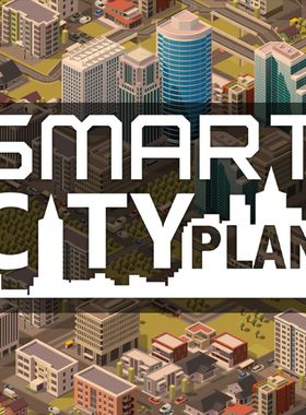 Smart City Plan Key Art