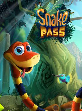 Snake Pass Key Art