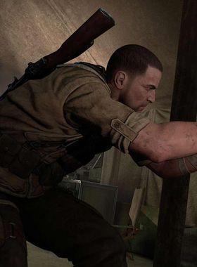 Sniper Elite 3 Key Art