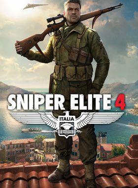 Sniper Elite 4 Key Art