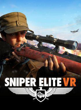 Sniper Elite VR Key Art