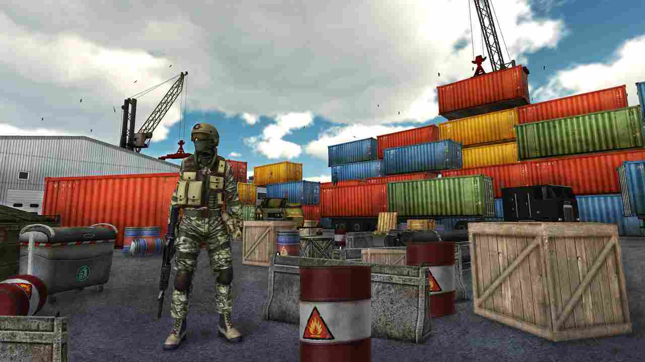 Sniper Rust VR Background Image