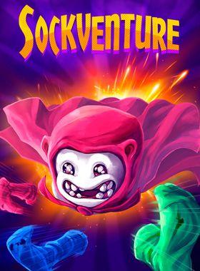 Sockventure Key Art