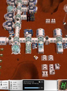 Sol 0: Mars Colonization Key Art