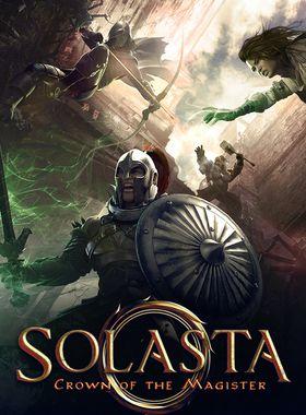 Solasta: Crown of the Magister Key Art