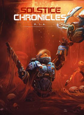 Solstice Chronicles: MIA Key Art