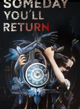 Someday You'll Return Key Art
