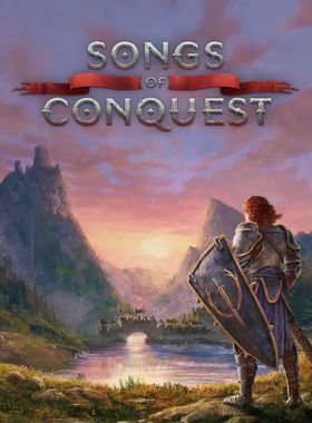 Songs of Conquest Key Art