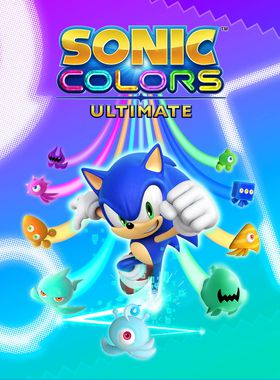 Sonic Colors: Ultimate Key Art