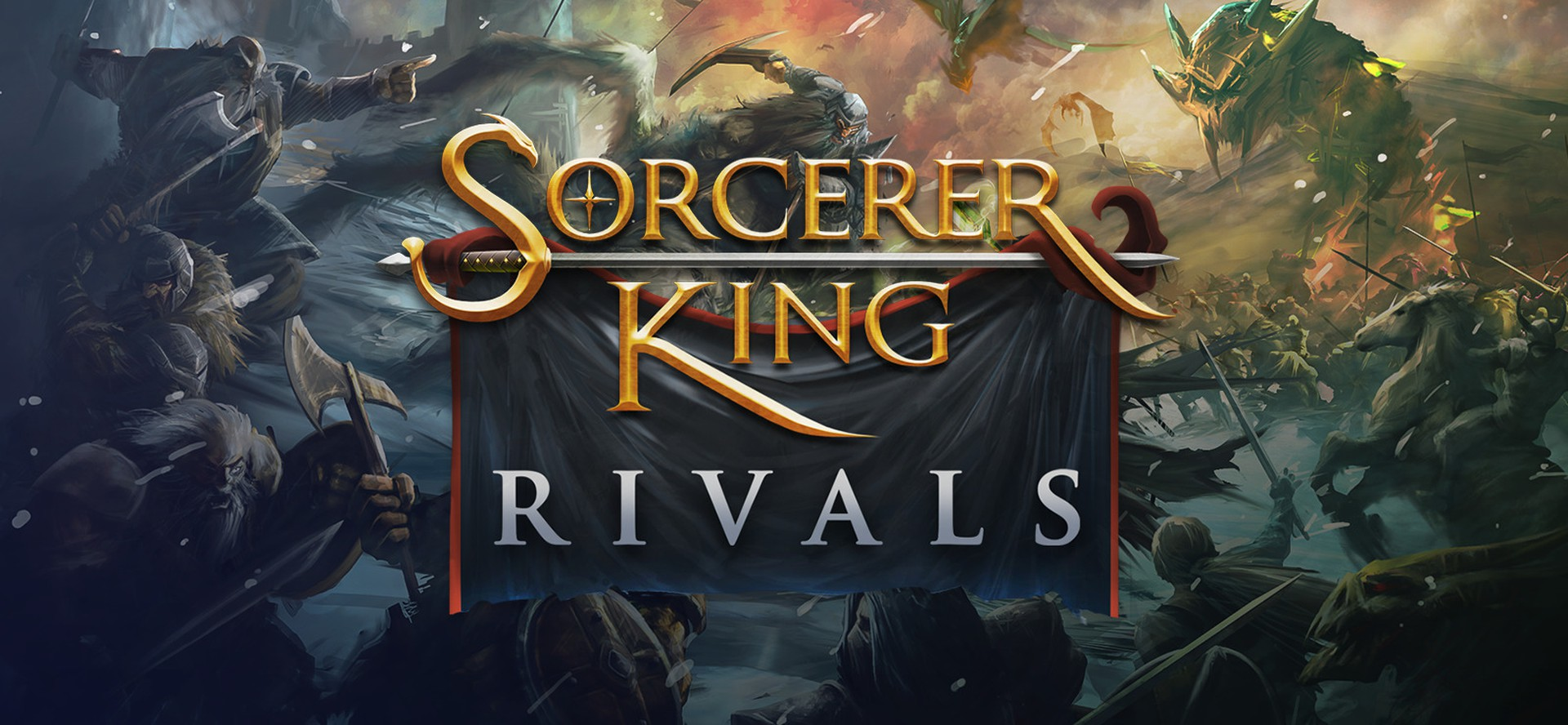 Sorcerer King: Rivals Video