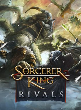 Sorcerer King: Rivals Key Art