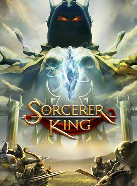 Sorcerer King Key Art