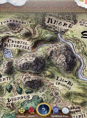 Sorcery! Key Art