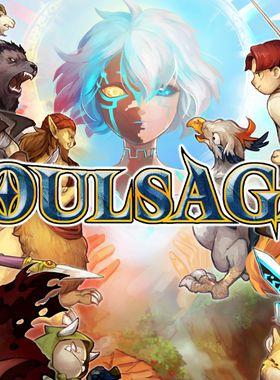 Soul Saga Key Art