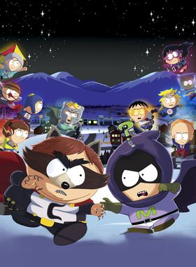 South Park: The Fractured But Whole - Bring the Crunch Key Art