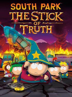 South Park: The Stick of Truth Key Art