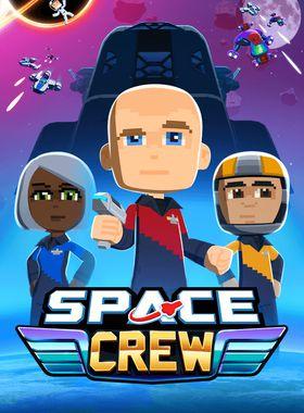 Space Crew Key Art