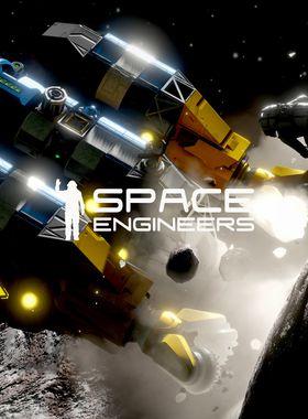 Space Engineers Key Art
