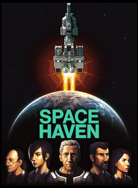 Space Haven Key Art