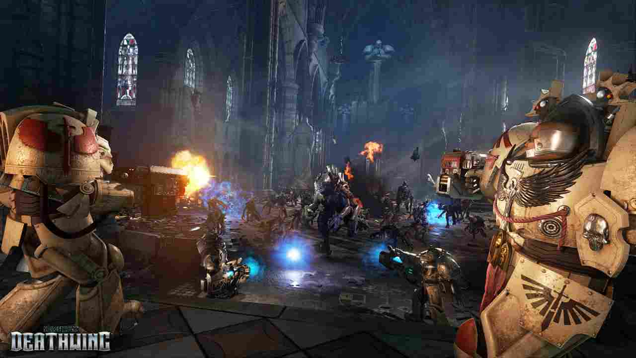 Space Hulk: Deathwing Enhanced Edition Thumbnail