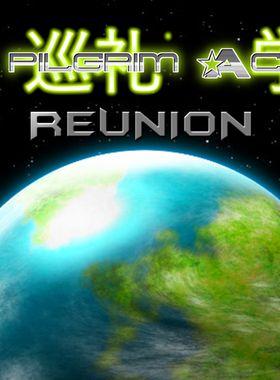 Space Pilgrim Academy: Reunion Key Art