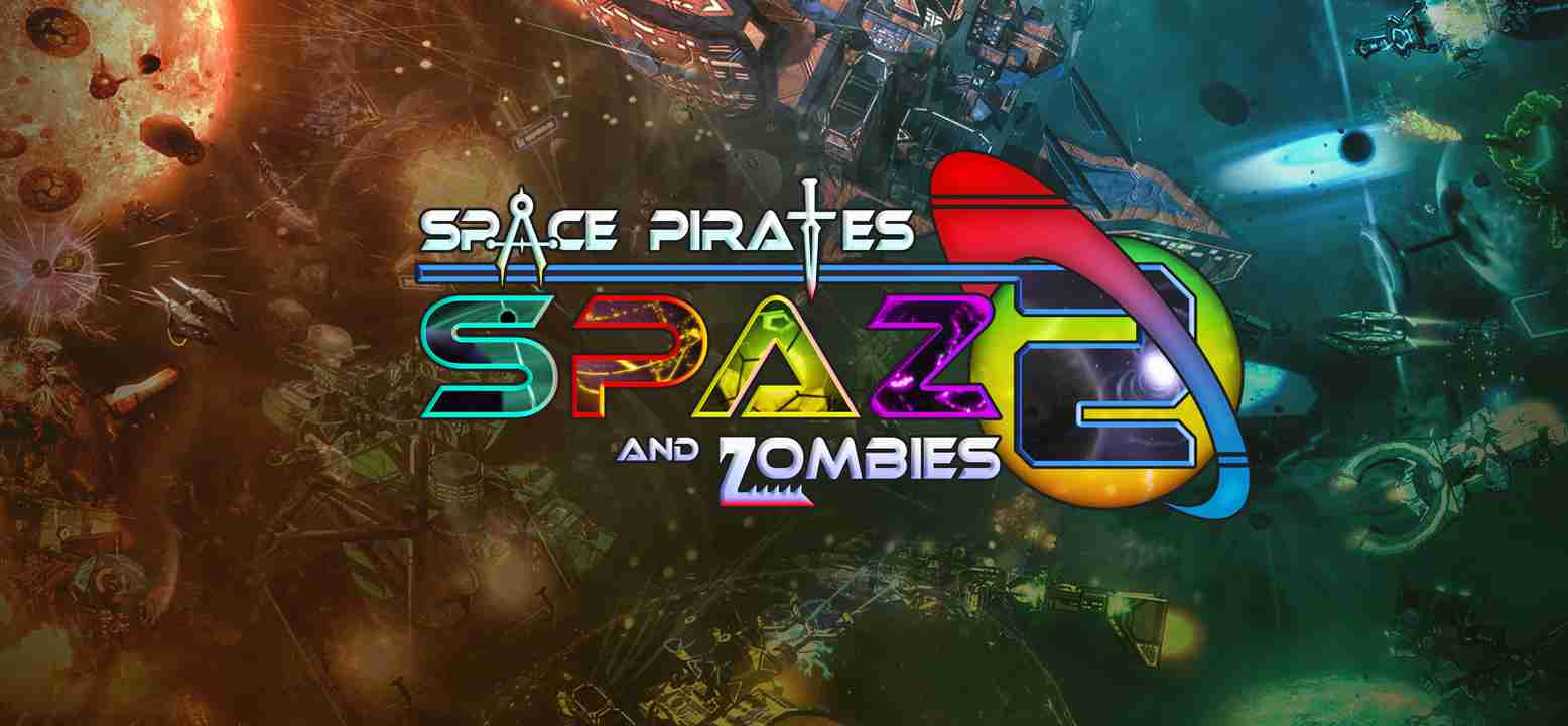 Space Pirates and Zombies 2 Background Image