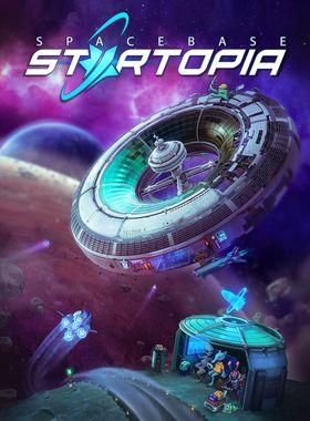 Spacebase Startopia Key Art
