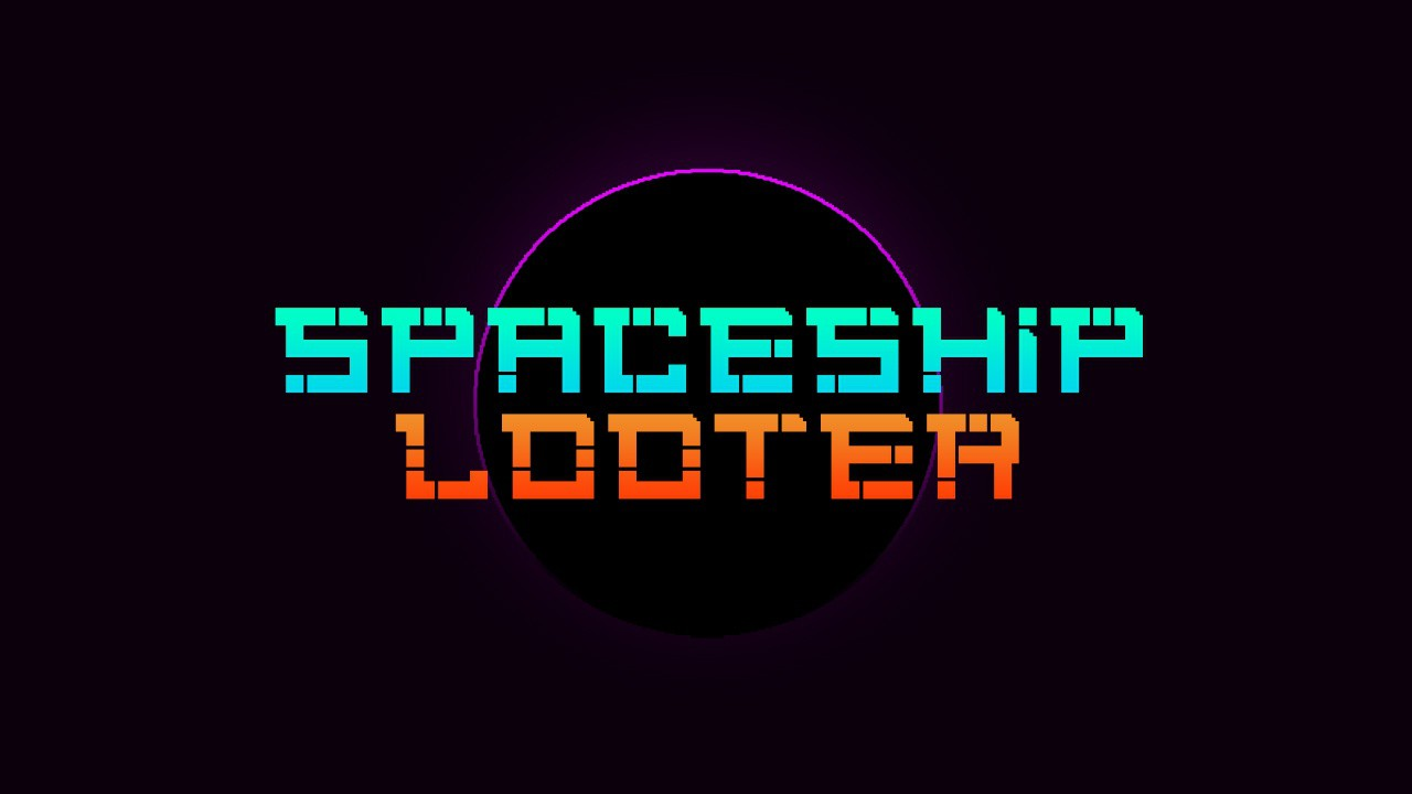 Spaceship Looter Background Image