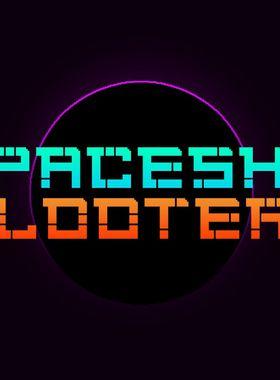 Spaceship Looter Key Art