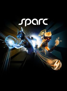 Sparc Key Art