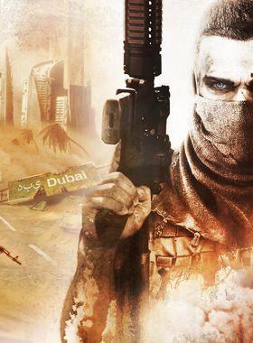 Spec Ops: The Line Key Art