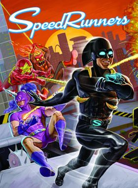 SpeedRunners Key Art