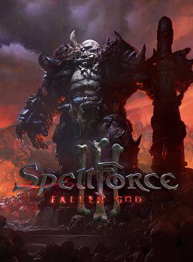 SpellForce 3: Fallen God Key Art