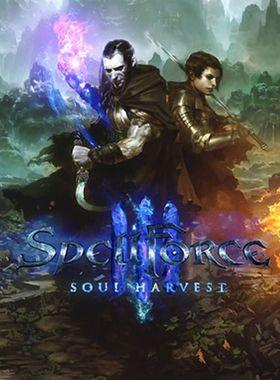 SpellForce 3: Soul Harvest Key Art