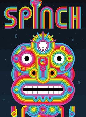 Spinch Key Art