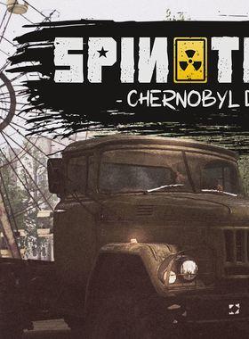 Spintires - Chernobyl Key Art