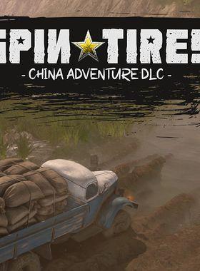 Spintires - China Adventure Key Art