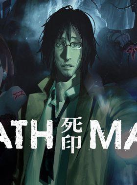 Spirit Hunter: Death Mark Key Art