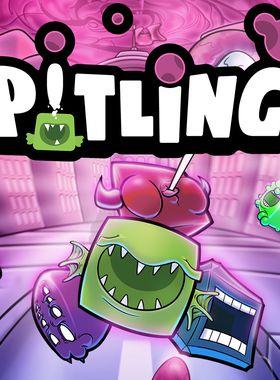 Spitlings Key Art