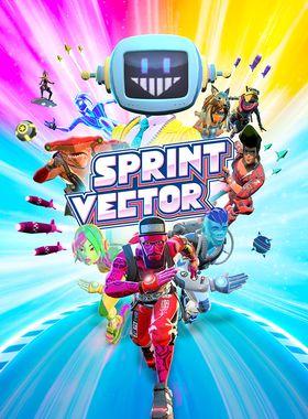Sprint Vector Key Art
