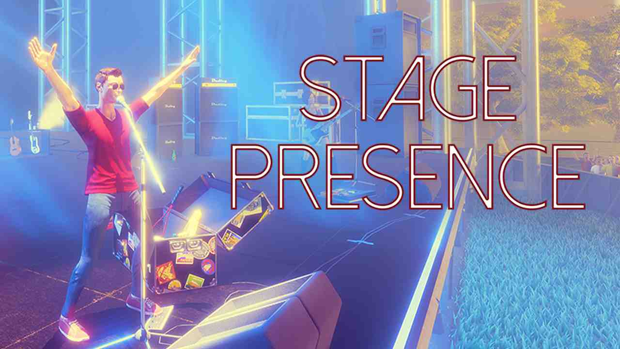 Stage Presence Background Image