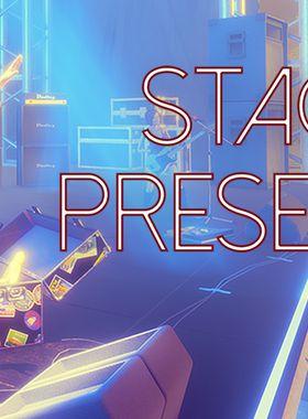 Stage Presence Key Art