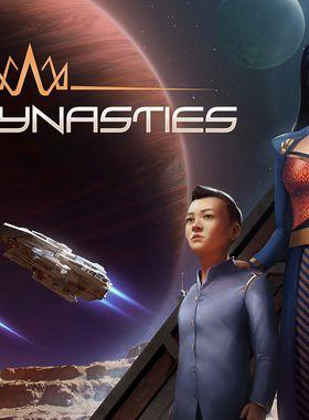 Star Dynasties Key Art